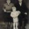 Boros család az 1950-es években.