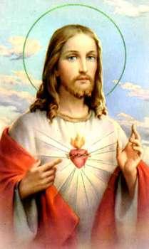 06.07 Jézus Szent Szíve Főünnep
