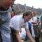 Árvízi védekezés 2013.06.05. délután 14