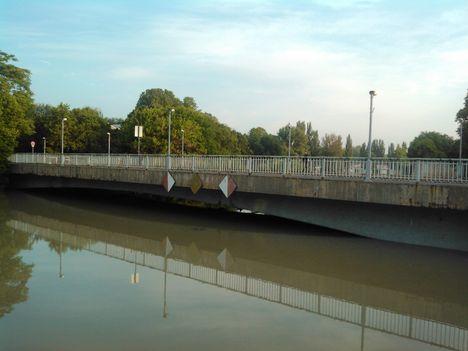 Kettős híd 2013. 6. 5. Győr