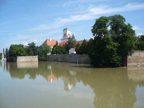 Árvíz, Győr - 2013.06.09.