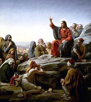 JÉZUS HEGYI BESZÉD