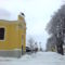 Bakonyszentlászló télen 10