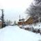 Bakonyszentlászló télen 1