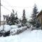 Bakonyszentlászló télen 3