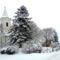 Bakonyszentlászló télen 9
