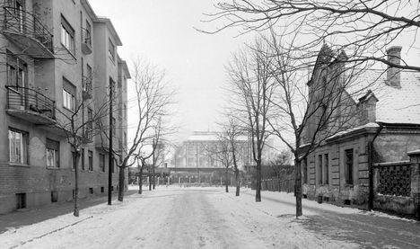 Győr, Zrínyi utca 1947.