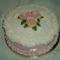 Terítős torta