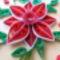 virág díszdobozon