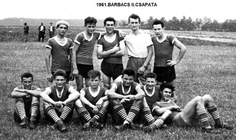 1961BarbacsII.csapata
