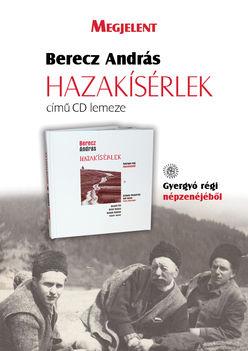 Berecz András: Hazakisérlek CD