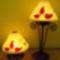 Mécsestartó lámpások