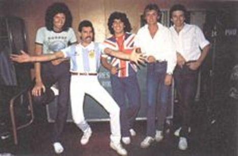 Queen In Argentina1981