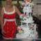 menyasszonyi torta 8