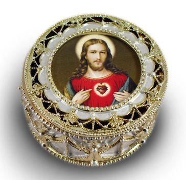 Jézus Szíve rózsafűzér