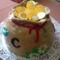 Pénzeszsák torta(kirsch torta)