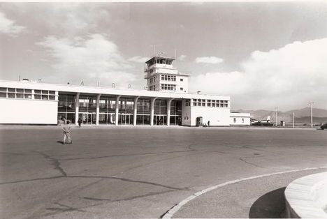 Almásy László gróf a kairói reptér névadója 1