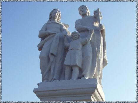 Szent Család-szobor,2013-5