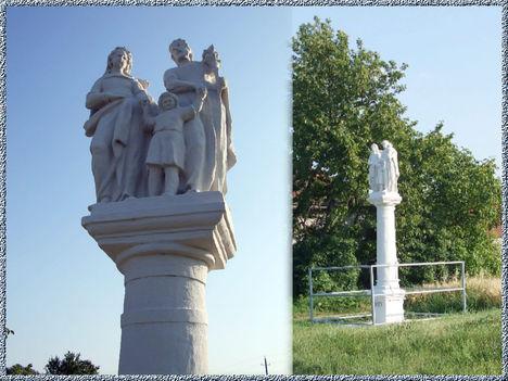 Szent Család-szobor,2013-7