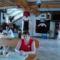 A hidegségi Csángó panzió Fatányéros éttermében