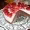 Epres, joghurtos torta
