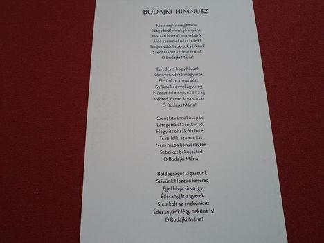 Bodajki Himnusz