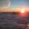 Szép jó estét! ...a felhők fölött