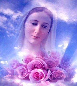 Hálaadás Szűz Máriának
