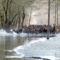 szarvasok árvizben