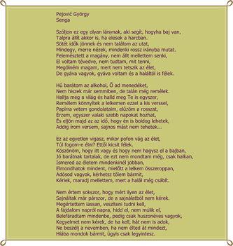 Versek sorozat