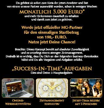 5000 euró havonta
