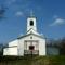 A felújított kálvária kápolna