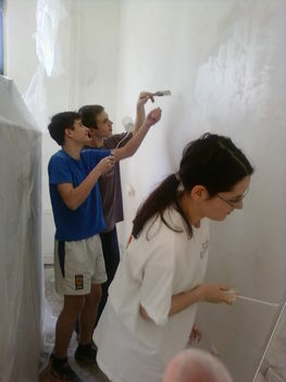 A nagy osztályfestés