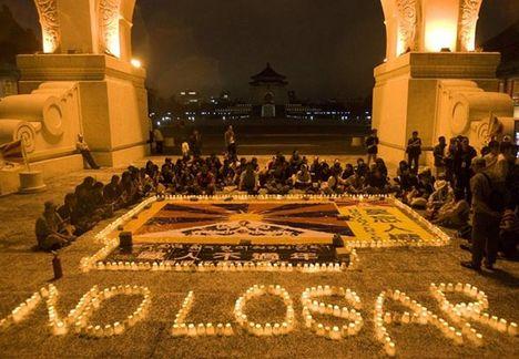 a tibetiek idén nem ünneplik az újévüket