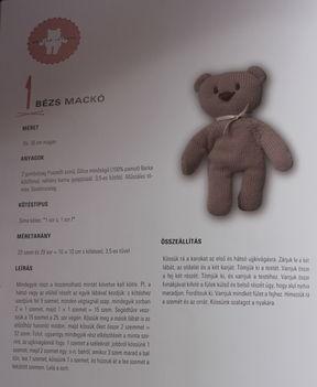 Bézs Mackó