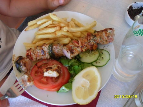 Görög izek 2