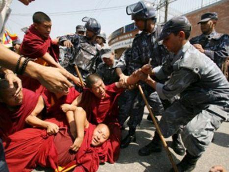kínai atrocitás tibetben