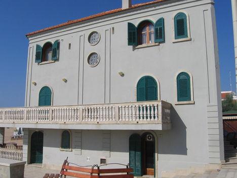 Montalbano háza