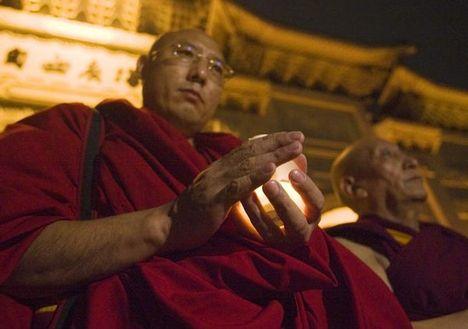 nem ünneplik a tibeti újévet
