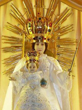 szűz Mária keresztények segítsége