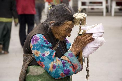 tibet nyomorúsága