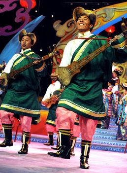tibeti népi együttes