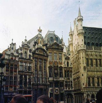 Brüsszel főtér