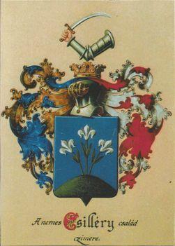 Csilléry címer