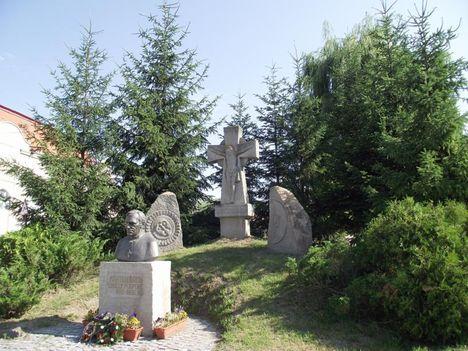 Csíkszentdomokos Márton Áron park