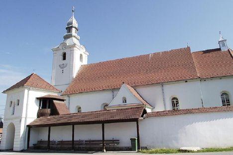 Csíkszentdomokos Római katolikus templom