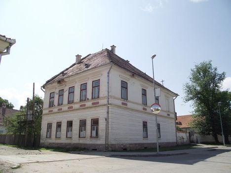 Csíkszépvízi  örmény ház
