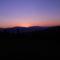 Alkonyat,napfelkelte a Hagymás-hegységben