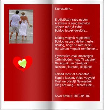 Árvai Attila - szeressünk