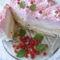 Ribizli torta szeletek